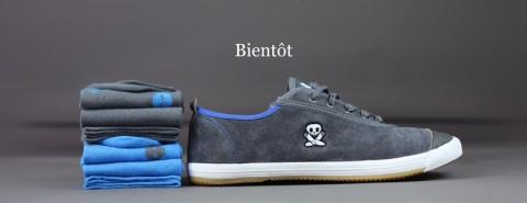 Chaussettes Archiduchesse x Sneakers Faguo