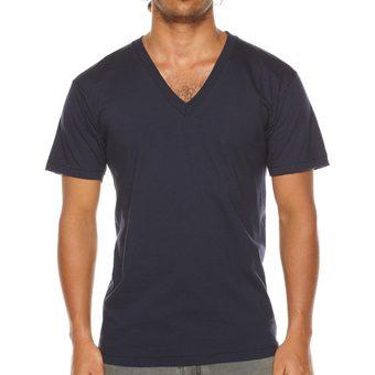 T-shirt col V pas cher
