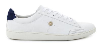 Sneakers blanches de la marque Faguo