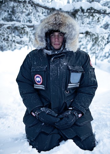 95ef8613eb La doudoune Snow Mantra est la plus performante de la collection Canada  Goose.