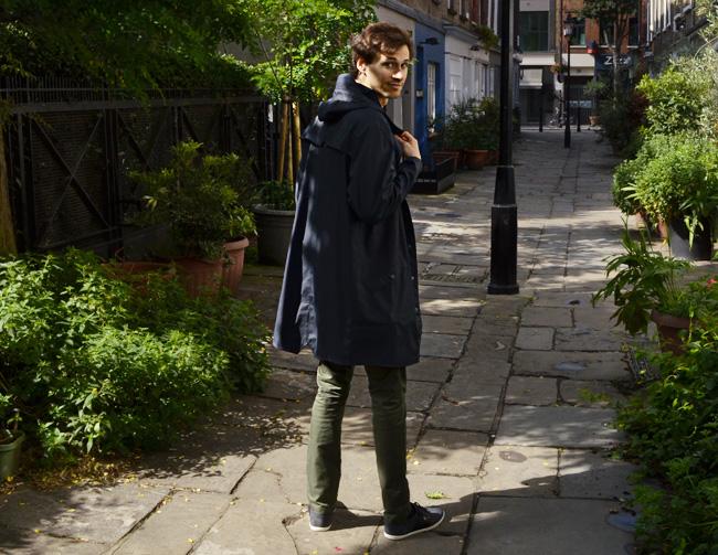 Manteau Rains pour homme
