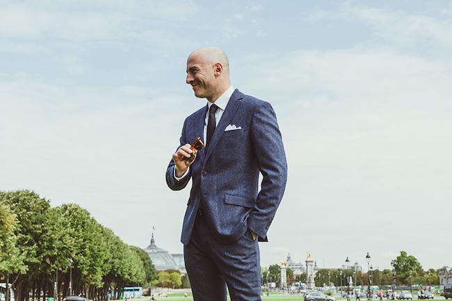 Le blogueur Serge Massignan, fondateur du blog Comme un Camion