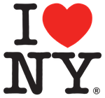 Logo : I Love New York (sérigraphie)