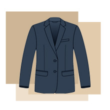 buy popular 18613 f4d30 Le blazer + T-shirt look