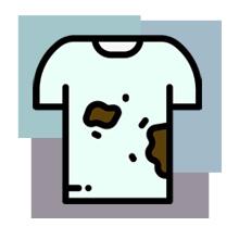 Comment laver T-shirt