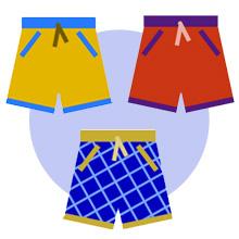 Icone - Meilleurs maillots de bain pour homme