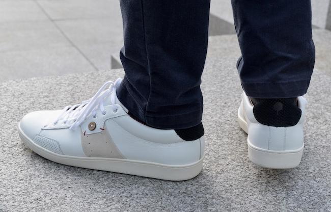 Avis sur les sneakers hosta de marque Faguo
