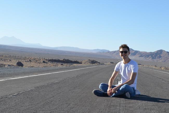 Roadtrip dans le désert d'Atacama