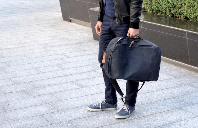 Sac à dos / valise - Qwstion