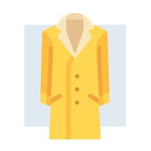Icone : Manteau d'hiver pour homme
