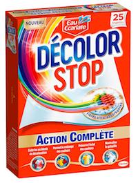Lingette anti-décoloration - Marque Décolor Stop
