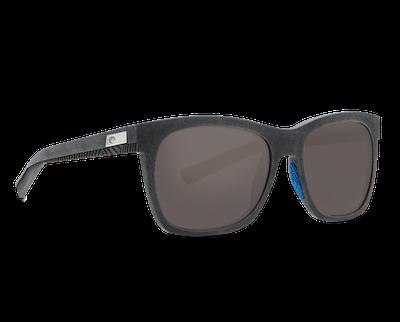 Les lunettes de soleil de la marque Bureo (fabriquées à partir de filets de pêche recyclés)