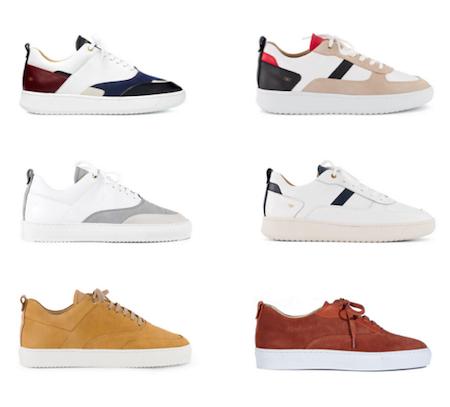 Marque sneakers : Garçonne et Chérubin (2020)