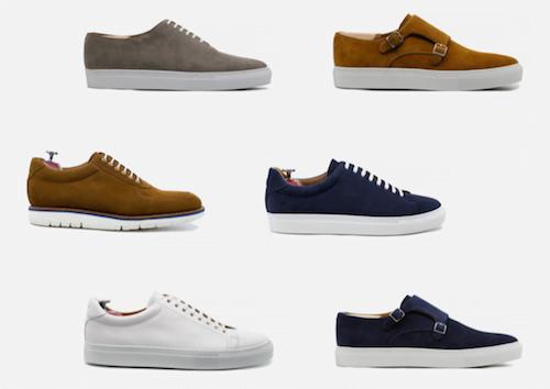 Marque de sneakers Septieme Largeur (2020)