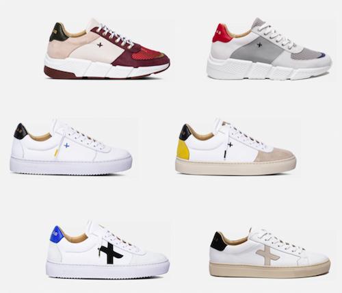 Marques de sneakers de Newlab (2020)