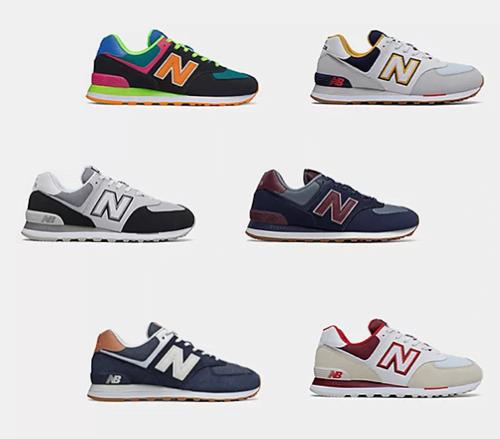 Sneakers de la marque New Balance