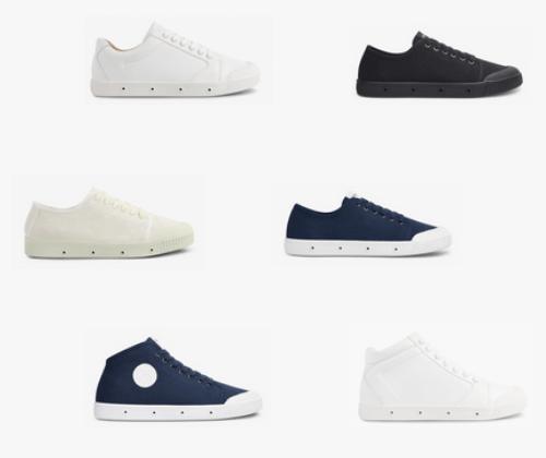 Sneakers de la marque Spring Court