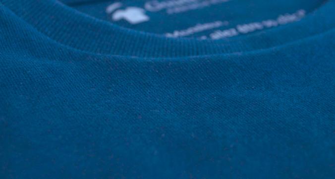 Voici ce à quoi un beau tissu épais en coton bio doit ressembler