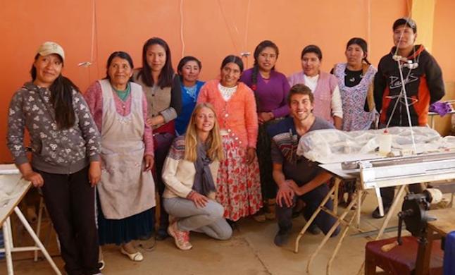 La marque José vend des pulls éthiques avec la volonté d'encourager le développement économique auprès d'artisans