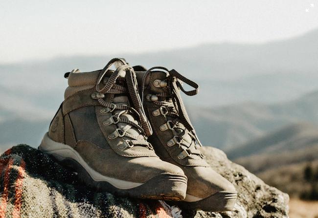 Chaussures confortables et légères pour la montagne