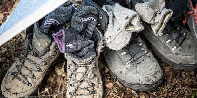 Chaussures de randonnée pour homme