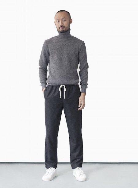 Le jogpant est l'exemple même du vêtement confortable rendu un peu plus élégant