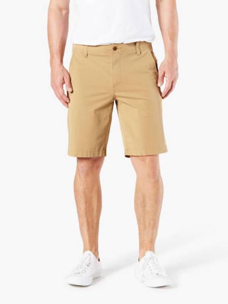 Short beige en coton - Dockers
