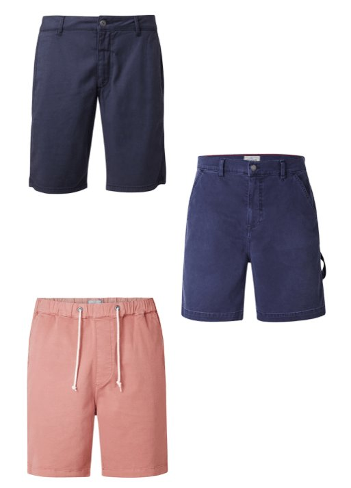 Shorts de la marque Chevignon