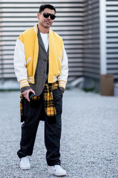 Veste teddy - homme streetwear