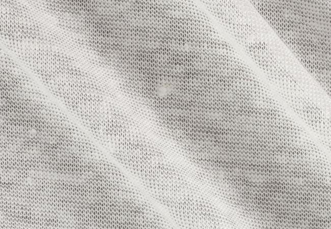 Tissu jersey en lin