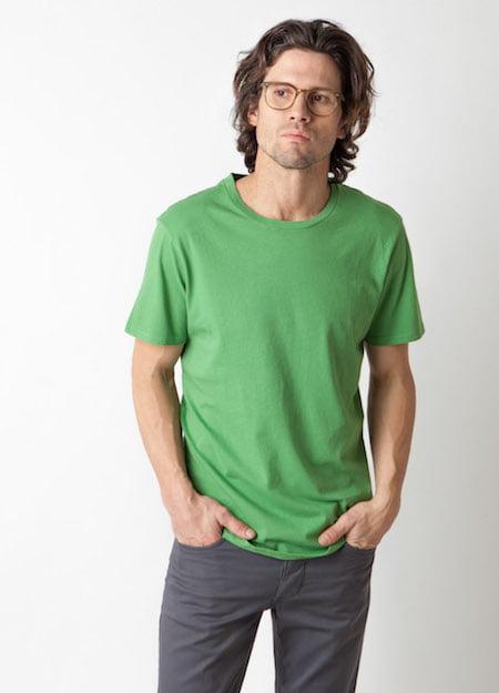 T-shirt américain - Coupe ample