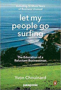 Livre Let My People Go Surfing