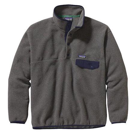 La veste polaire Snap-T est l'un des modèles phares de Patagonia