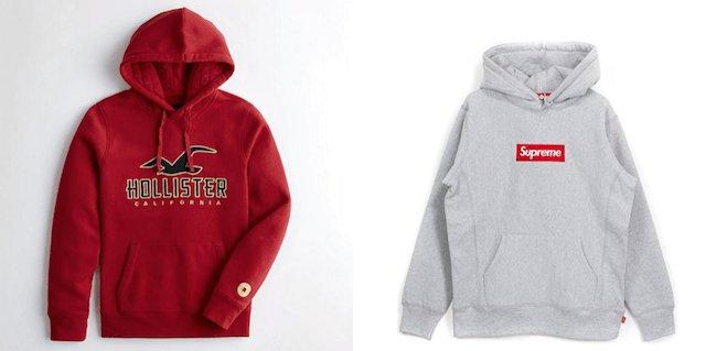Les meilleures marques de sweats et sweatshirts