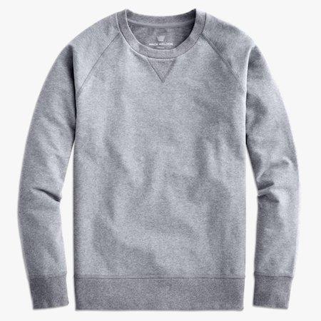 Sweatshirt manches raglan