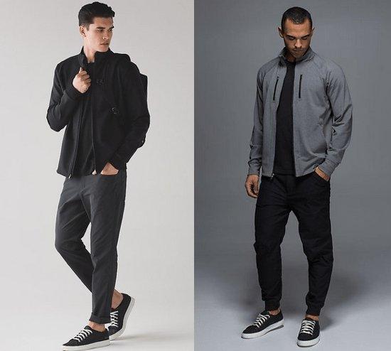 La tendance athleisure dans la mode homme