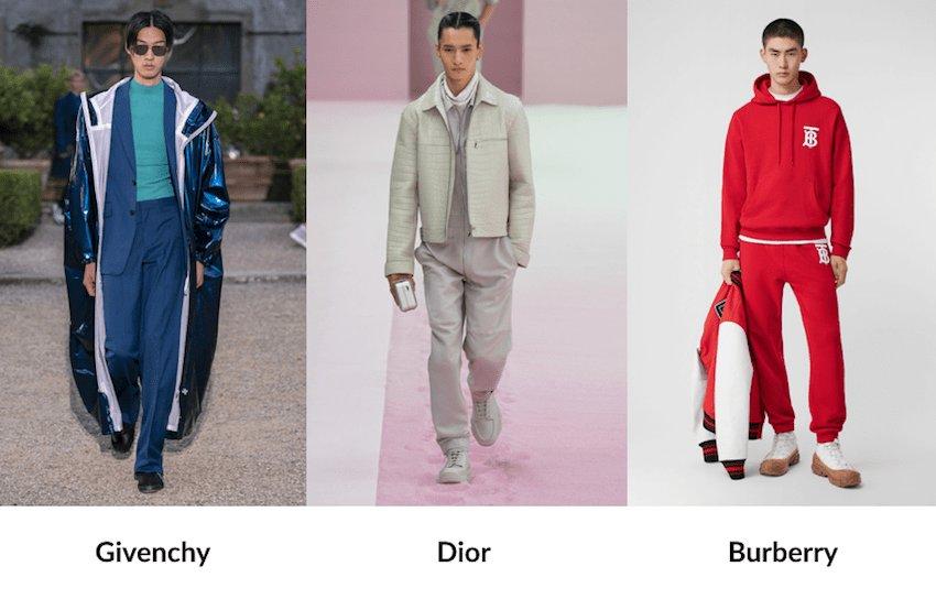 Les tendances de mode homme - Luxe et Streetwear