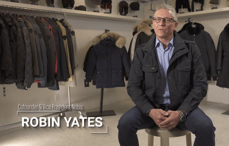 Robin Yates - Fondateur de Nobis