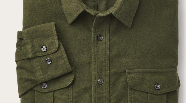 Tissu moleskine d'une veste de travail