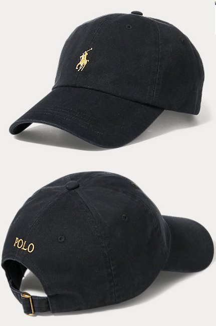 Casquette dad hat de la marque Ralph Lauren
