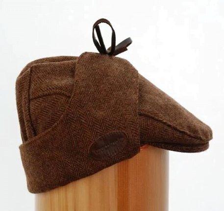 Casquette irlandaise avec un couvre oreilles