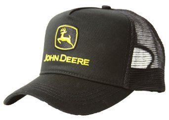 Casquette trucker de la marque John Deere
