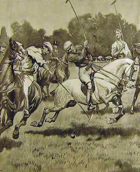 Histoire du polo et de la chemise