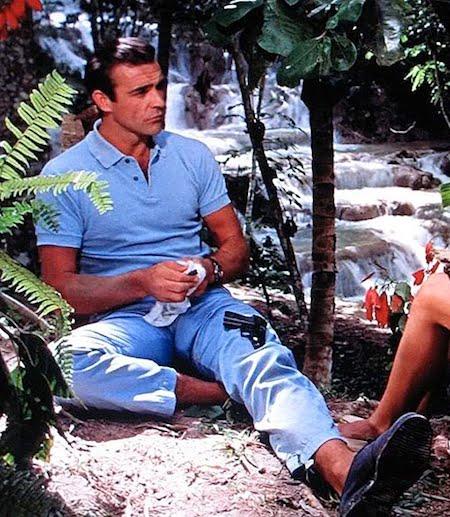 Polo James Bond - Sean Connery - 1962