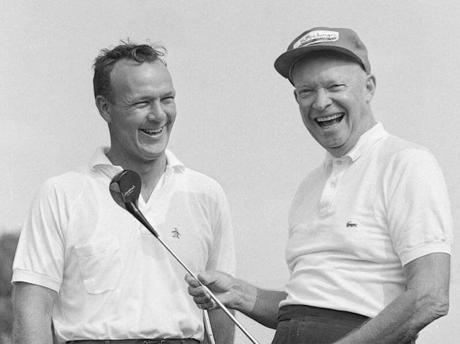 Polo Lacoste - Président Eisenhower