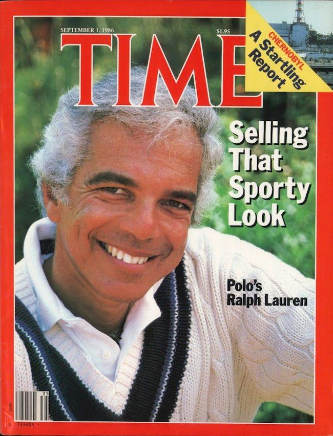 Histoire du polo Ralph Lauren