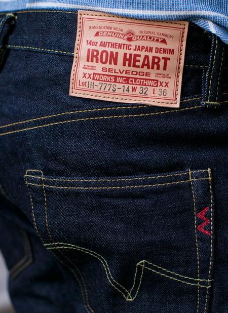 Jacron de la marque Iron Heart