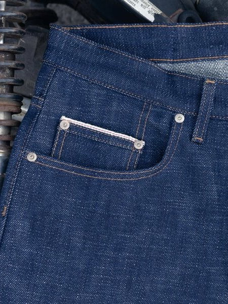Rivets de jean - Marque Naked and Famouse / Elephant 9