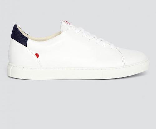 Sneakers blanches de la marque 1083