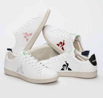 Sneakers éthique en cuir végétal de raisin - Coq Sportif